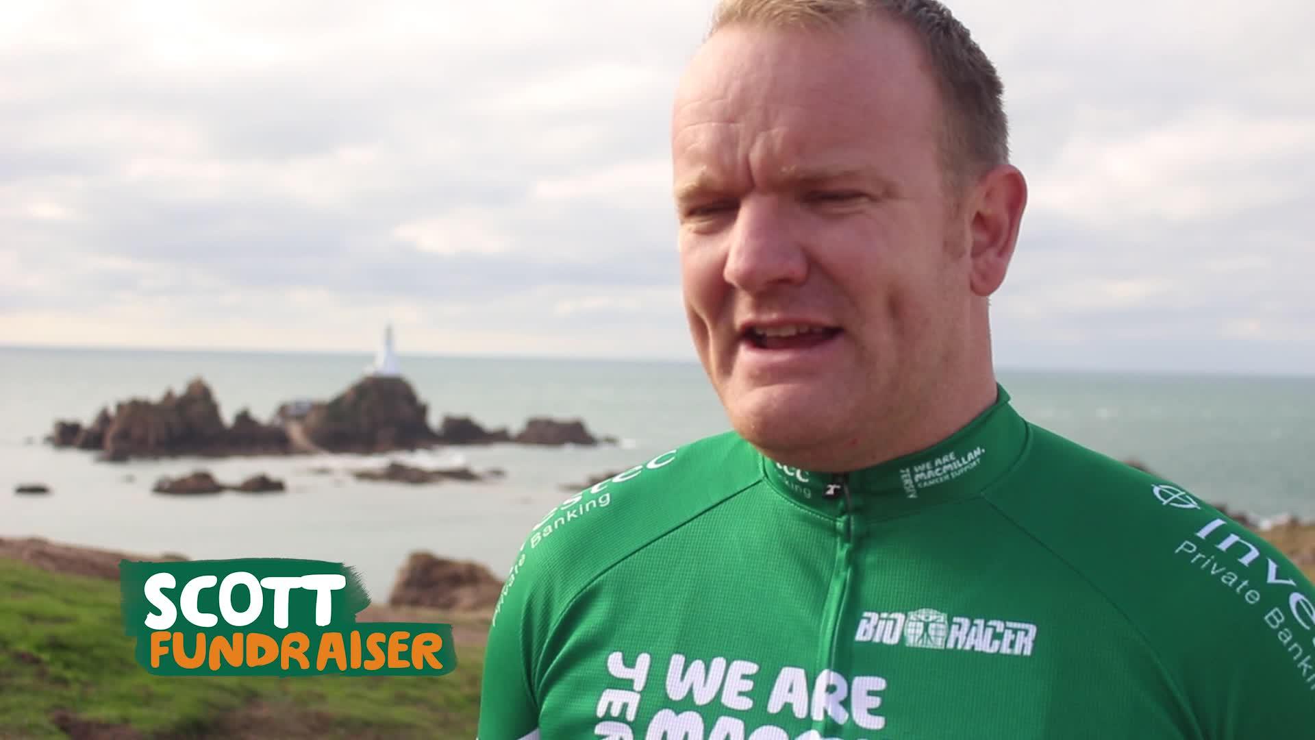Macmillan - Fundraising video