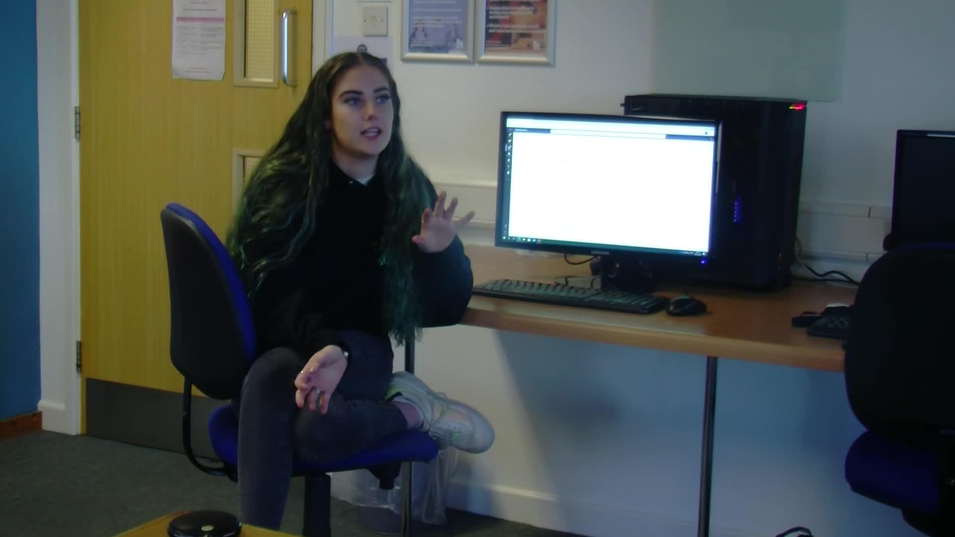 2072NDMDY1 - Unit 6 Video Production Pitches December 2020 - Samantha Kemp