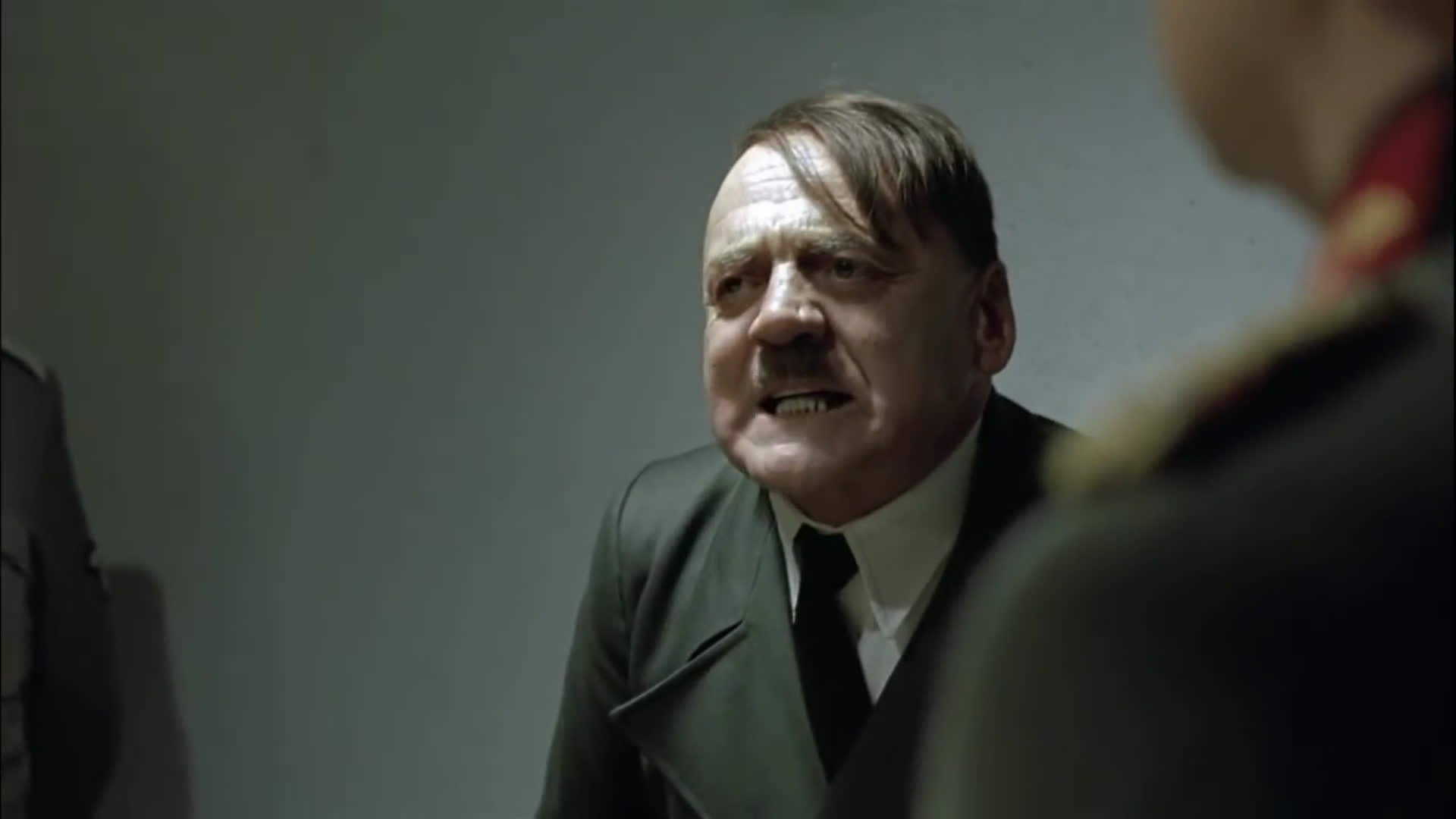 hitler audio project - tegan crowther